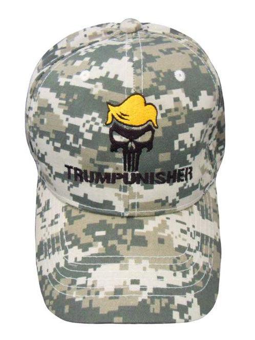 Trumpunisher Cap - Digtal Camo