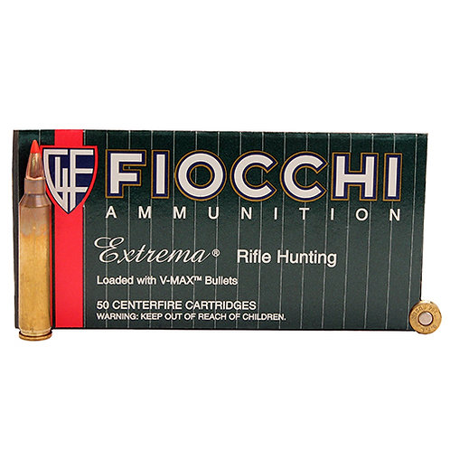 Fiocchi 204HVA Extrema 204 Ruger 32 gr V-Max Polymer Tip 50/Box