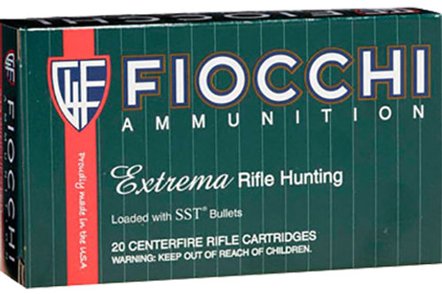 Fiocchi 243HSB Extrema 243 Winchester 95 GR SST Polymer Tip BT 20 Bx/ 10 Cs