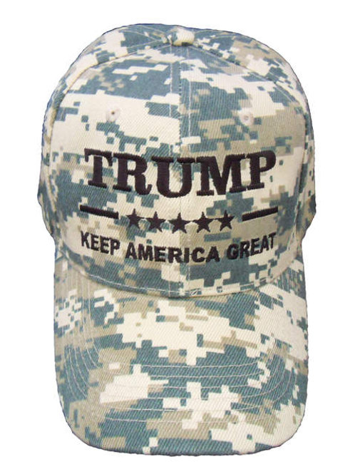 Trump Keep America Great Cap - Digital Camo