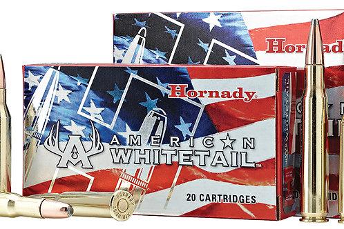Hornady 8047 American Whitetail 243 Win 100 gr InterLock BTSP 20/Box