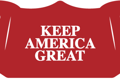 Keep America Great Mask