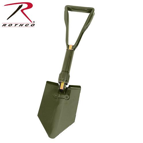 Tri-Fold Shovel