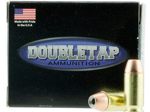 DoubleTap Ammunition 45A230CE Defense 45 ACP 230 gr Jacketed Hollow Point 20/Box
