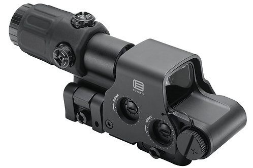Eotech HHSI Hybrid Sight I Holographic Weapon Sight Magnifier Combo 1x 65 MOA