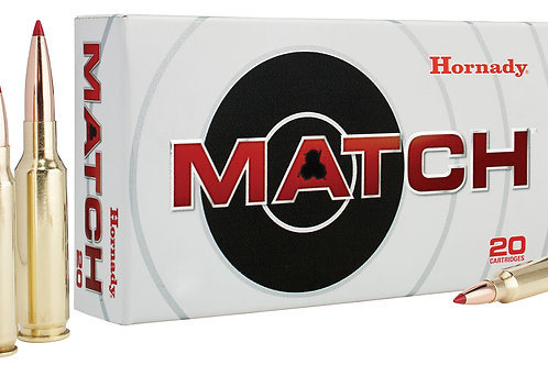 Hornady 80269 Match 223 Rem 73 gr Extremely Low Drag-Match 20/Box