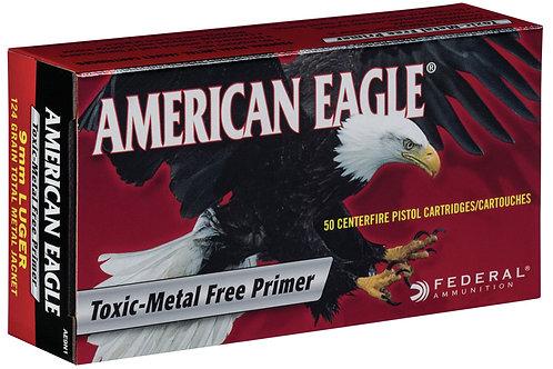 Federal AE45A American Eagle 45 ACP 230 gr Full Metal Jacket (FMJ) 50/Box