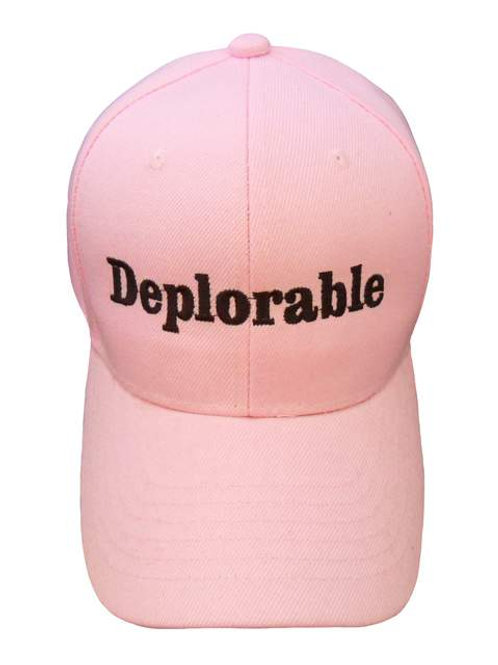 Deplorable Cap - Pink