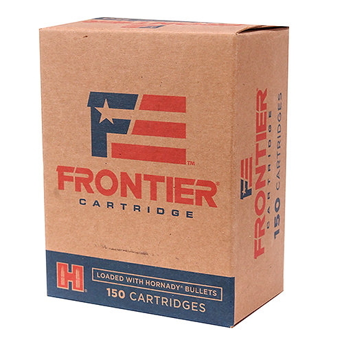 Frontier Cartridge FR2015 Rifle 5.56 NATO 55 gr Full Metal Jacket (FMJ) 150/Box