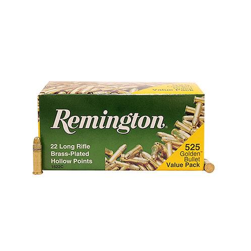 Remington AmmunitionGolden Bullet 22 LR 36 gr Plated Hollow Point 525/Box