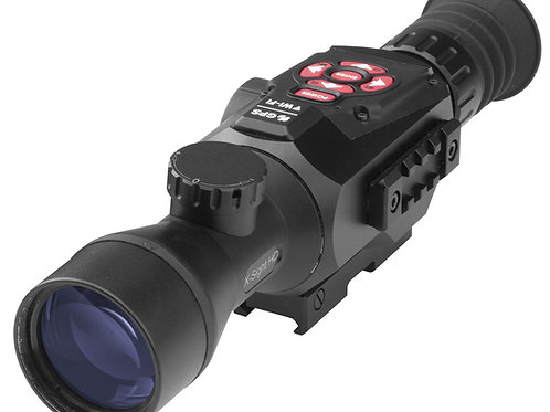 ATN DGWSXS314Z X-Sight II HD Scope Smart HD Optics 3-14x 50mm 460 ft @ 1000 yds
