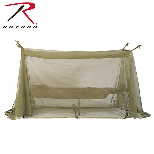 Genuine GI OD Mosquito Net