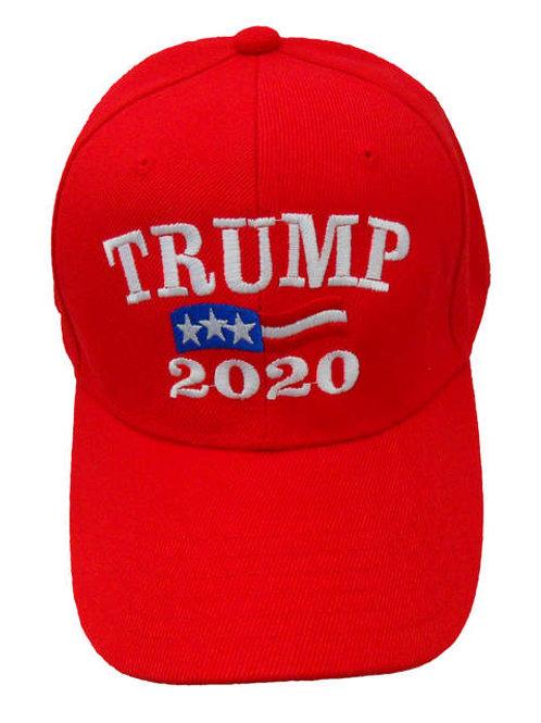 Trump 2020 Cap - Red