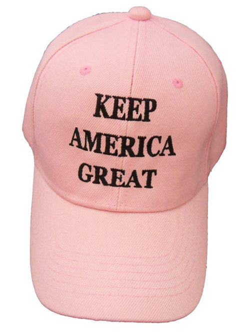Keep America Great Cap - Pink