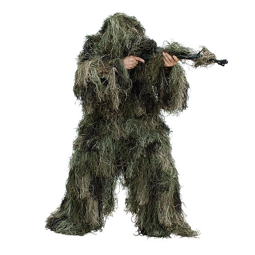 5-Pound Ghillie Suit