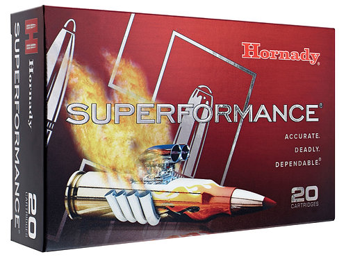 Hornady 81254 Superformance 5.56 NATO 55 gr GMX 20/Box