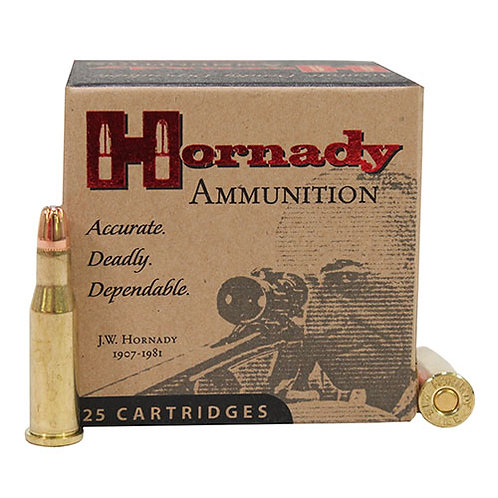Hornady 8307 Custom 218 Bee 45 gr Hollow Point (HP) 25/Box