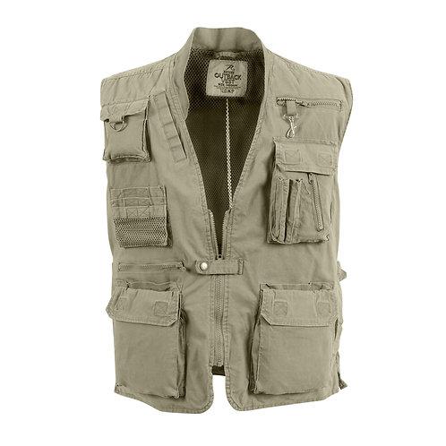 Deluxe Safari Outback Vest