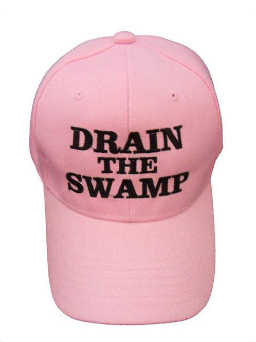 Drain the Swamp Cap - Pink