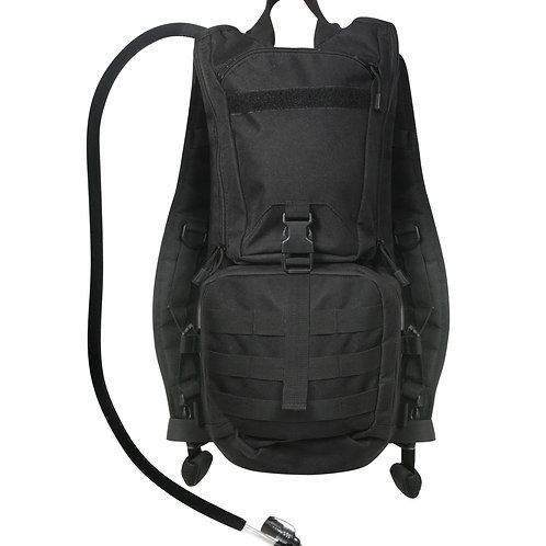 Rapid Trek Hydration Pack - Black