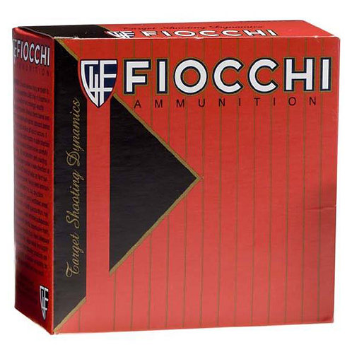 "Fiocchi Shooting Dynamics Semi-Auto Friendly 12 Gauge 2.75"" 7/8 oz 8 Shot 25/Box"