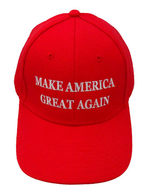 Make America Great Again Mesh Cap - Red