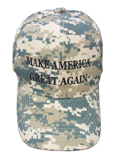 Make America Great Again Cap - Digital Camo