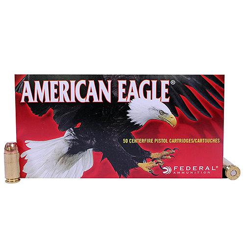 Federal AE40R3 American Eagle 40 S&W 165 gr Full Metal Jacket (FMJ) 50/Box