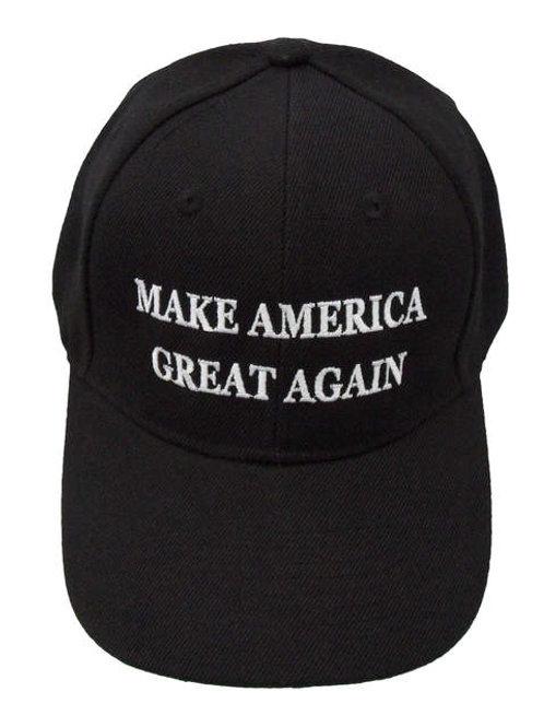 Make America Great Again Trump Cap - Black