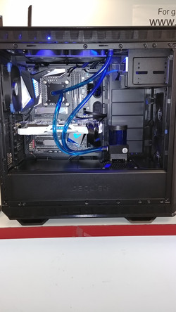 B450 EK Soft Pipe 3900X Build