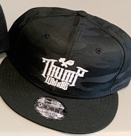 Thump Whistle Logo Snapback Hat