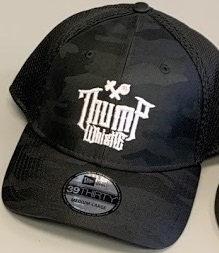 Thump Whistle Logo Flex Fit