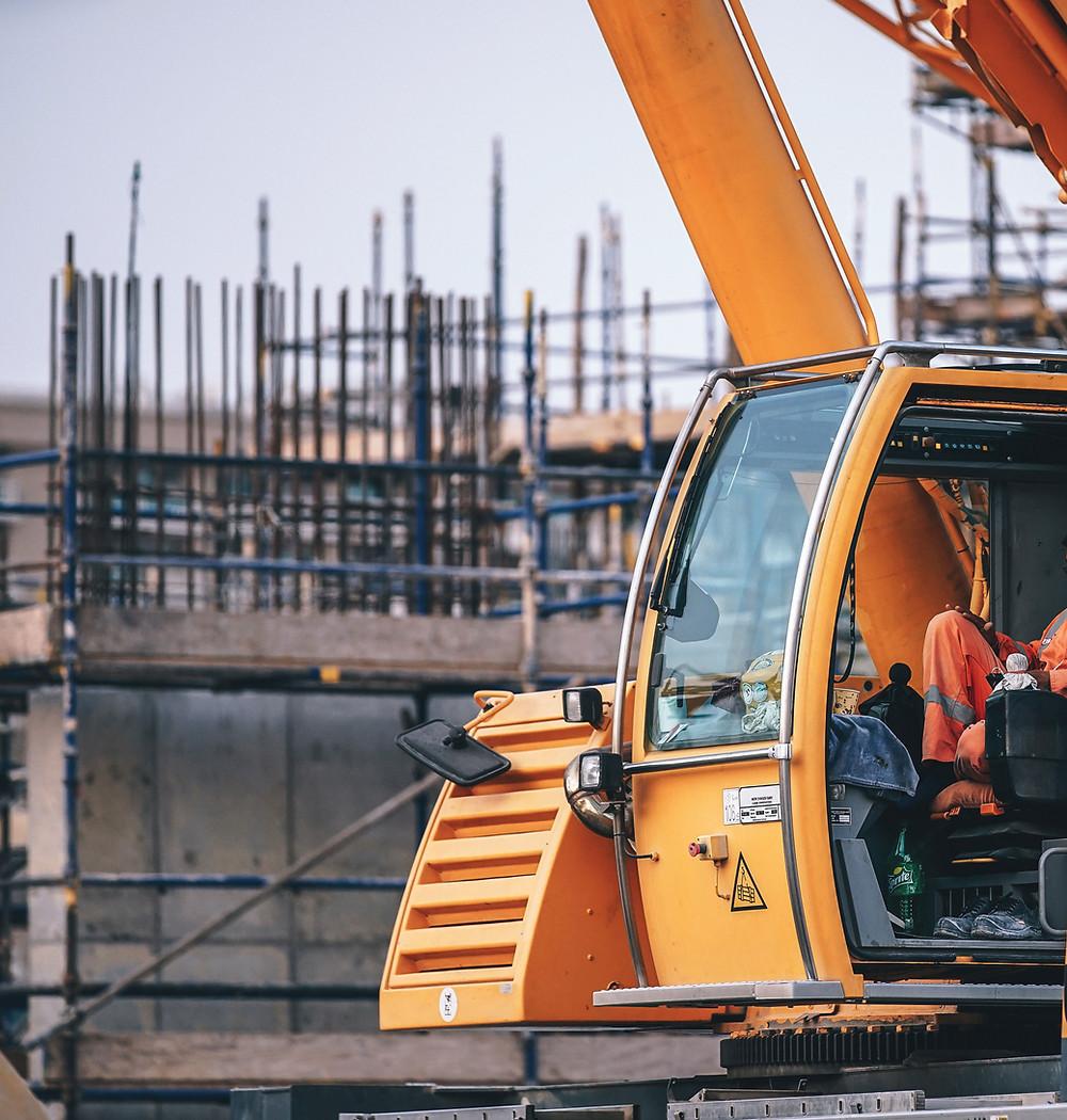 Excavator in Nairobi hiring  heavy machinery