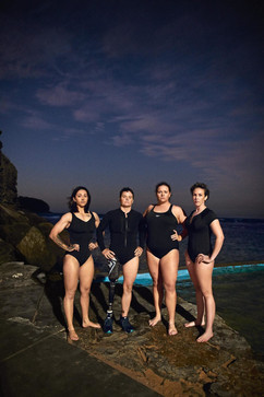 Vogue Australia Invictus Games Women