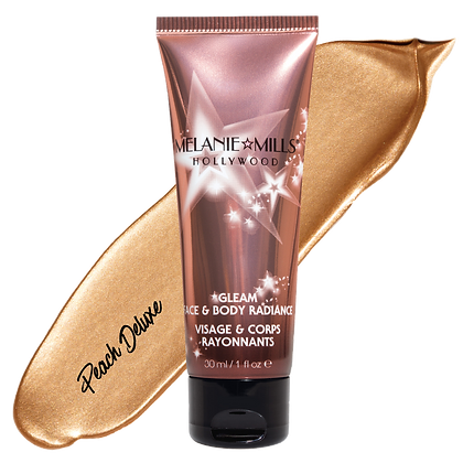 MMH Gleam Face & Body Radiance -Peach Deluxe