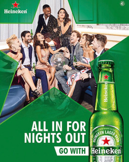 Heineken Advertising Campaign