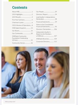 IMB Annual Report