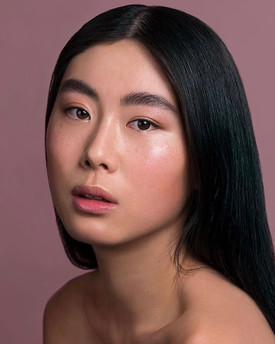 Fresh Glowing Beauty Shoot Makeup