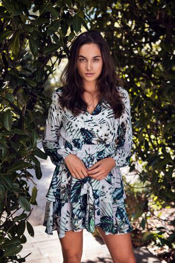 Elharna Model Fashion Shoot