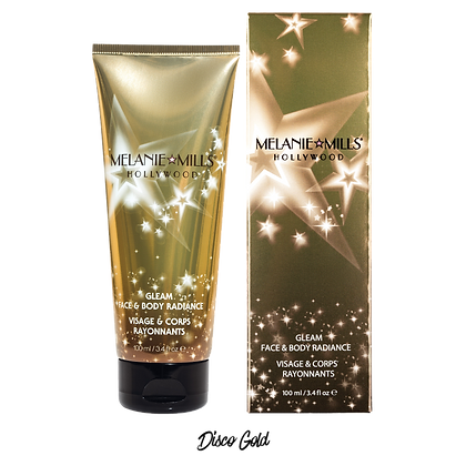 MMH Gleam Face & Body Radiance - Disco Gold