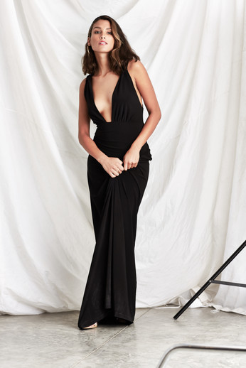 Evening Gown by Leona Edmiston