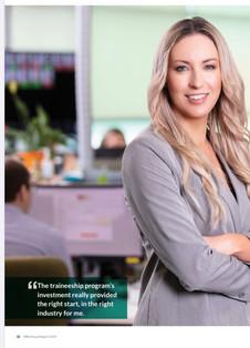 IMB Operations Manager Jodi Crewdson