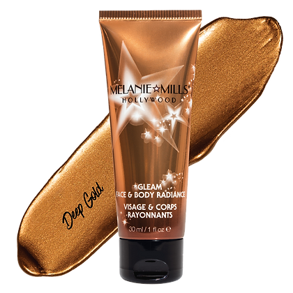 MMH Gleam Face & Body Gleam Body Radiance - Deep Gold