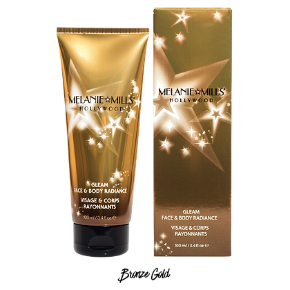MMH Gleam Face & Body Radiance - Deep Gold