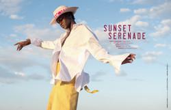 FEN HONG SE MAGAZINE EDITORIAL - Sunset