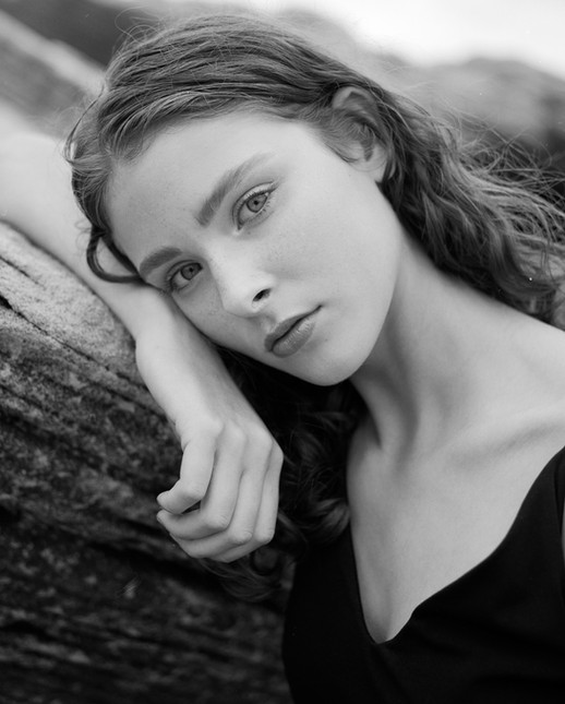 Fran from IMG Beauty Shot taken by Matt Godkin