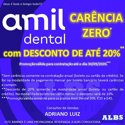 AmilDental_Desonto_www.albsconsultoria.c