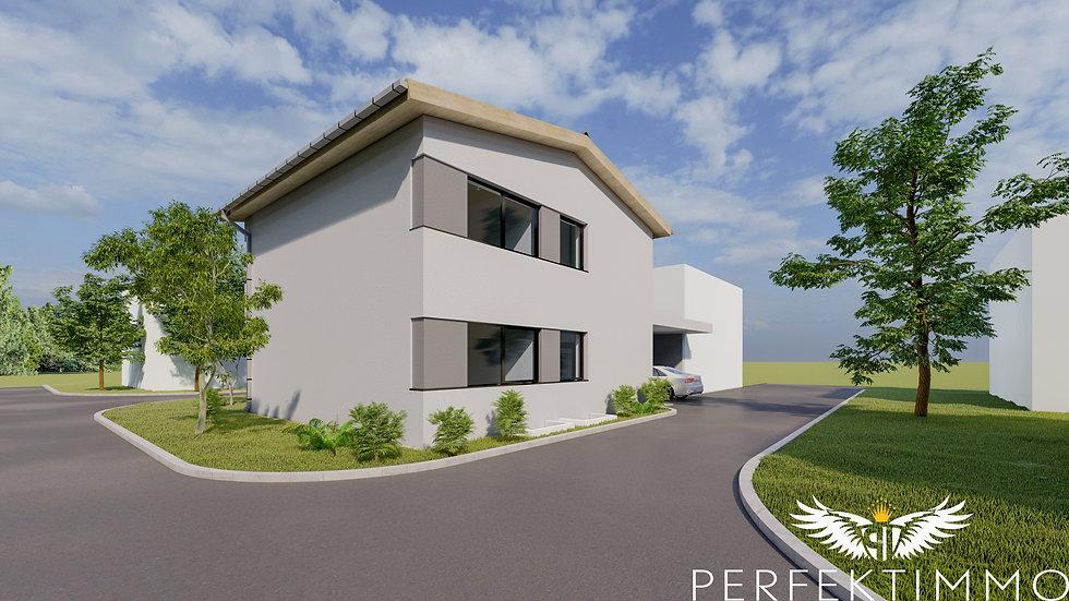 Neubau Haus 3 in Ötzerau