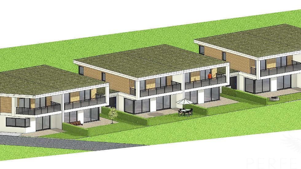 Tolles Doppelhaus mit großzügiger Wohnfläche in Planung (Haus 4)