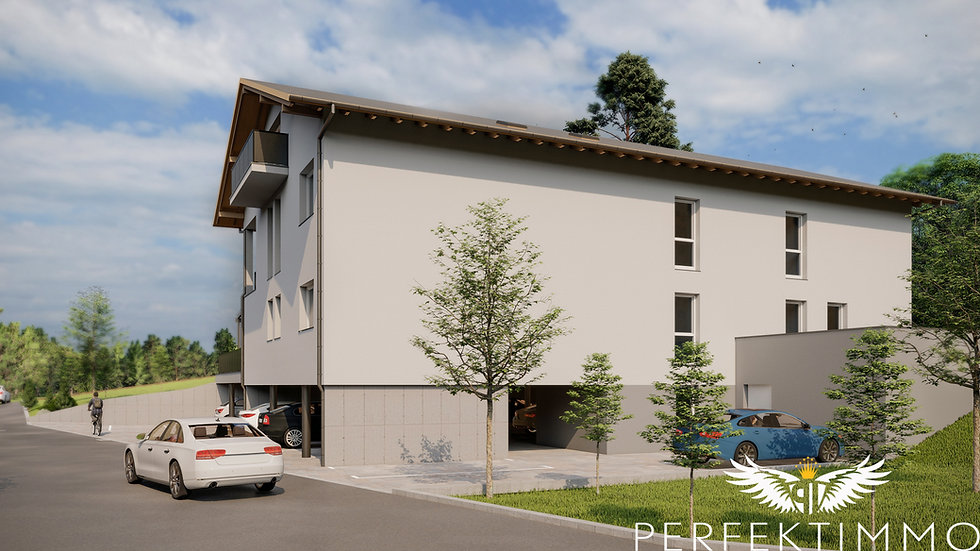 Top 2 in toller Wohnanlage in Längenfeld